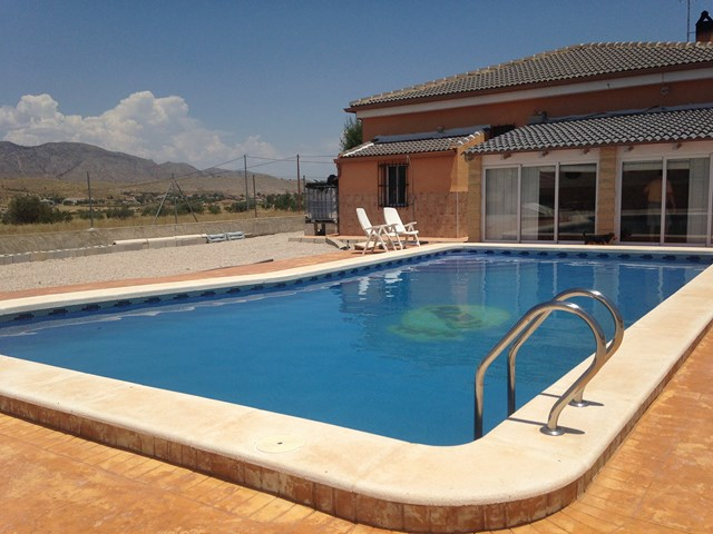For sale: 4 bedroom house / villa in Hondón de los Frailes, Costa Blanca