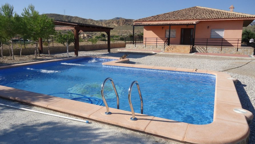 For sale: 3 bedroom finca in Abanilla