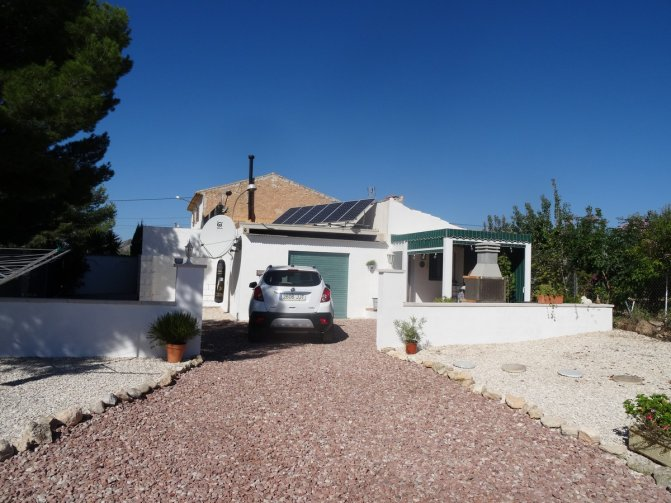 For sale: 3 bedroom finca in Pinoso / El Pinós
