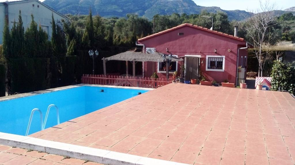 For sale: 3 bedroom finca in Muro de Alcoy