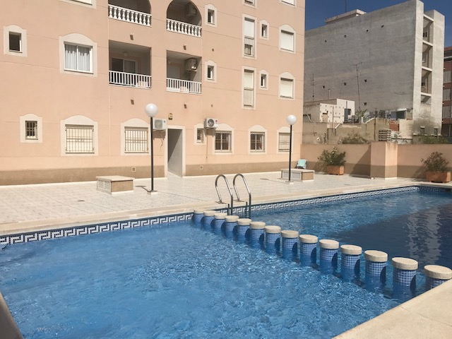 For sale: 1 bedroom apartment / flat in Torrevieja, Costa Blanca