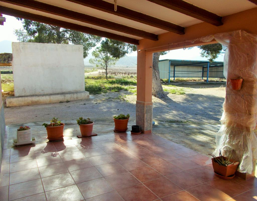 4 bedroom finca for sale in Yecla, Costa Calida