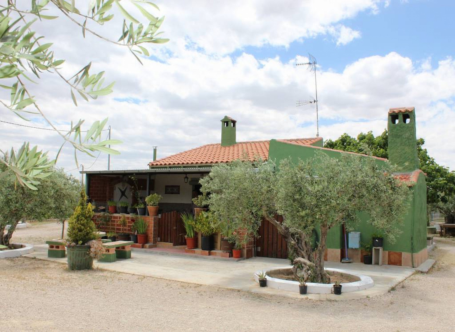 For sale: 3 bedroom finca in Yecla, Costa Calida