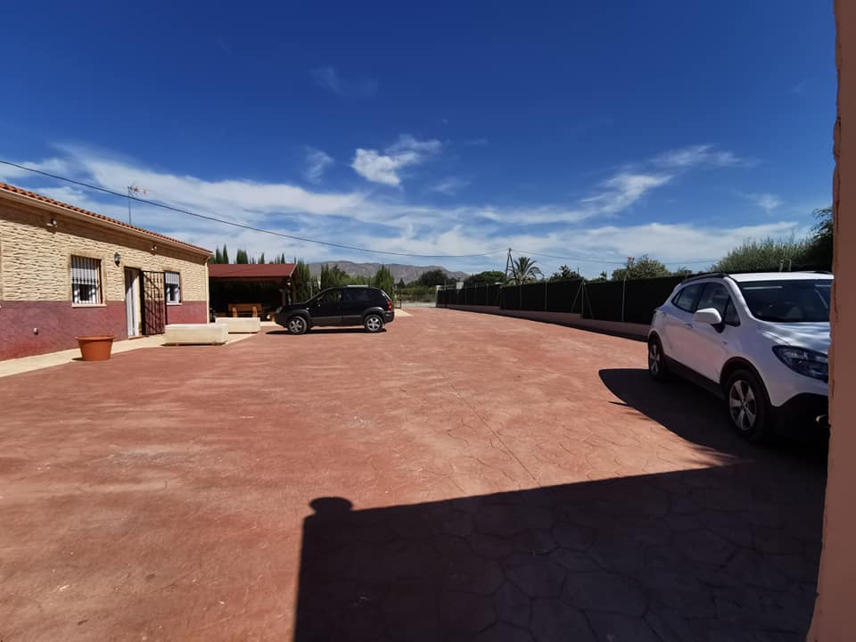 3 bedroom finca for sale in Crevillente, Costa Blanca