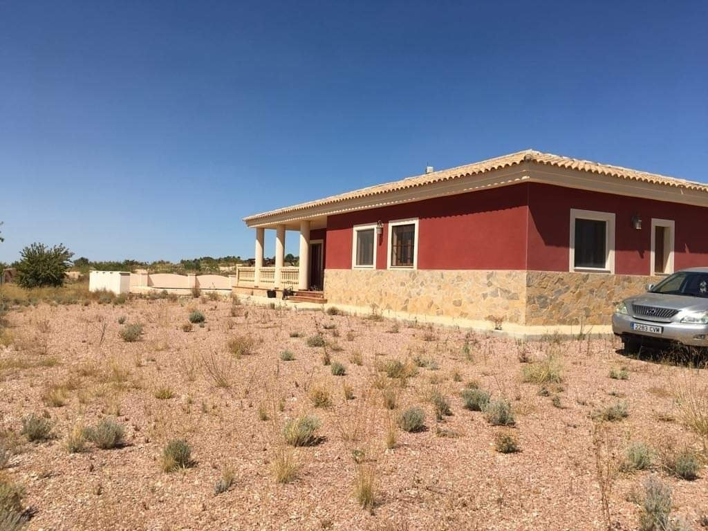 3 bedroom finca for sale in Pinoso / El Pinós, Costa Blanca