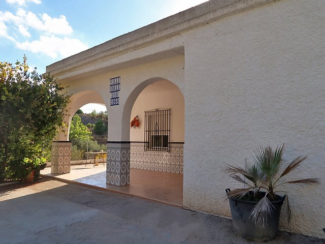 For sale: 3 bedroom finca in Hondón de las Nieves, Costa Blanca