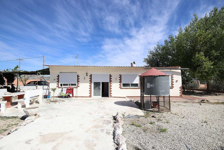 5 bedroom finca for sale in Sax, Costa Blanca