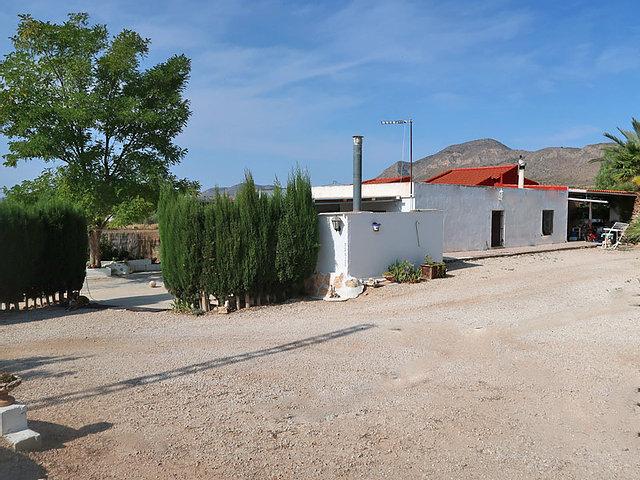 3 bedroom finca for sale in Hondón de las Nieves, Costa Blanca