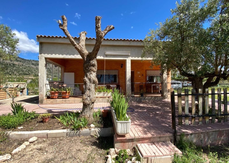 2 bedroom finca for sale in Salinas, Costa Blanca