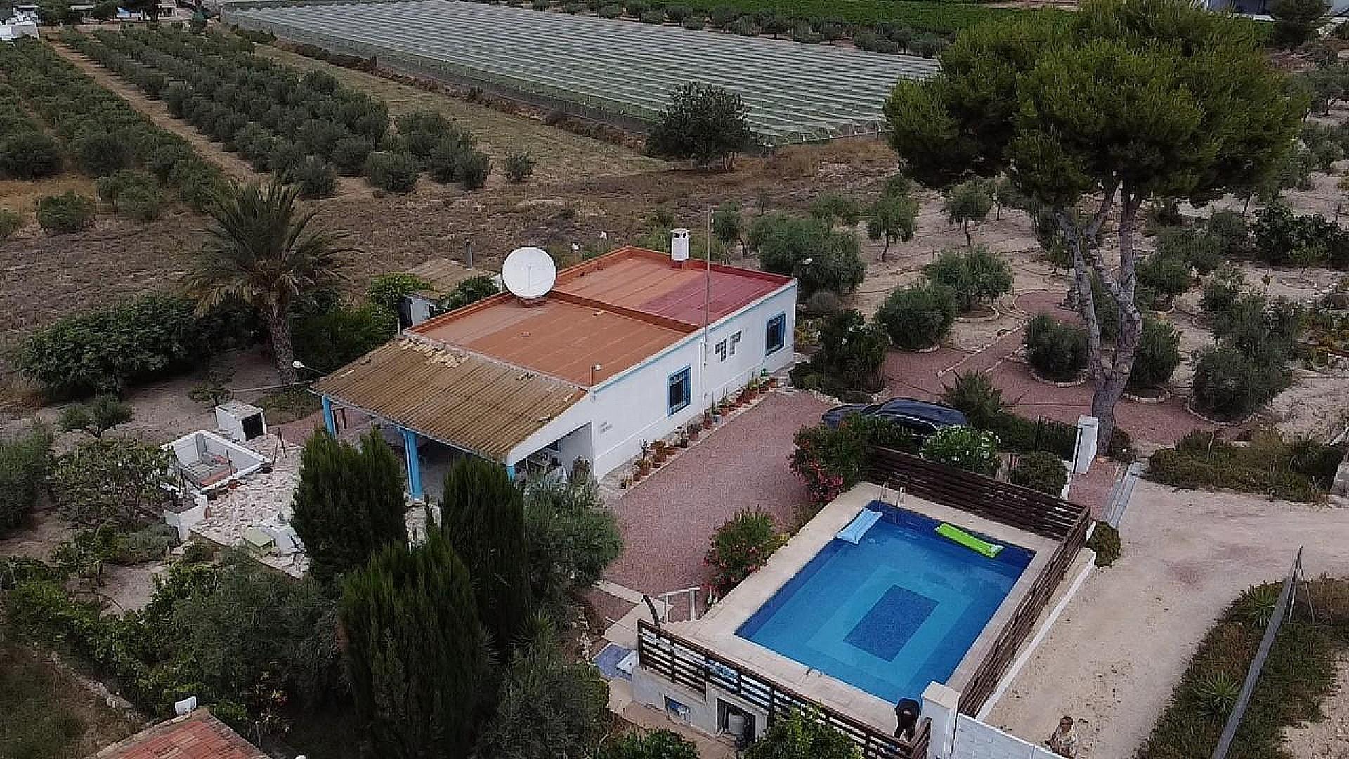 4 bedroom house / villa for sale in Aspe, Costa Blanca
